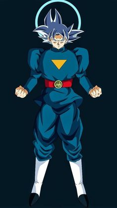 Dragon Ball Heroes Episode 8 - Grand Priest Goku had many fans excited about heroes, this is a good promotion for dragon ball heroes game Saga Dragon Ball, Dragon Ball Image, Goku All Forms, Goku Face, Foto Do Goku, Goku Wallpaper, Captain America Wallpaper, Cartoon Girl Drawing, Marvel