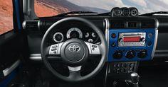 Toyota FJ Cruiser - 2013