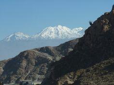 Volcanes de Arequipa