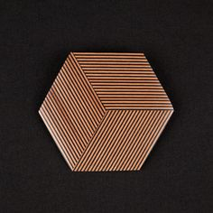 Geometric Jewelery (Georges Larondelle Brooch)