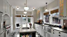 White Kitchen Decoration