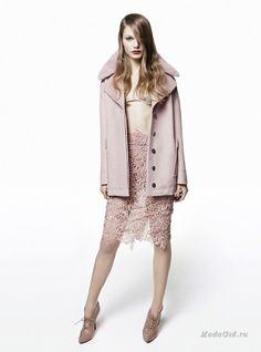 Женская мода: Blumarine, осень-зима 2015-2016