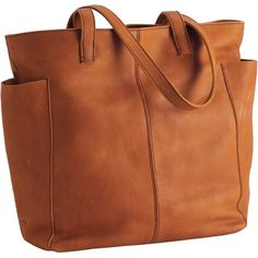 Women's Lifetime Leather Tote Bag