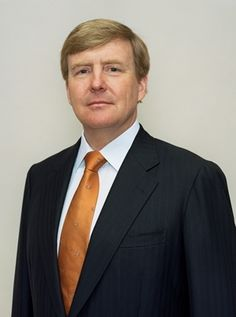New official photo of King Willem-Alexander I of the Netherlands 6/25/2013