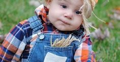 Baby halloween costumes, Scarecrows and Baby halloween on Pinterest