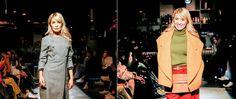 Auf der Berliner Fashion Week zeigte das deutsche Label boscana erstmalig die boscana X Gitta Banko Herbst Winter 2020 Kollektion. Dabei ist Stilikone Gitta Banko nicht nur das Gesicht der Kampagne, sondern präsentierte als Model ihre Entwürfe auch selbst. Best Ager Model, Influencer, Models, Berlin, Fashion, Cashmere, Fall Winter, German, Face