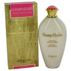 CHAMPS ELYSEES by Guerlain Body Lotion 6.8 oz