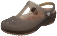 255b70553631d0 Crocs Women s Carlie Mary Jane Flat crocs.  25.00. Heel measures  approximately 2