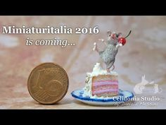 Miniaturitalia 2016 is coming - Dollhouse and Miniature Fair - YouTube