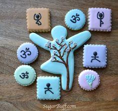 yoga cookies