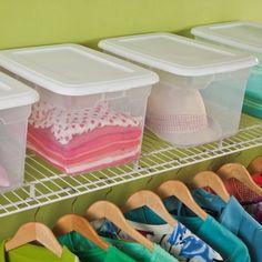 Sterilite 20 Quart Storage Box- White, Case of 6 - Walmart.com
