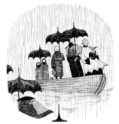 David Roberts is a children's book illustrator & writer. Browse a selection of his work on Artist Partners. Simple Illustration, Black And White Illustration, Children's Book Illustration, Satirical Illustrations, Ink Illustrations, Nostalgic Art, Edward Gorey, Gothic Art, Character Design