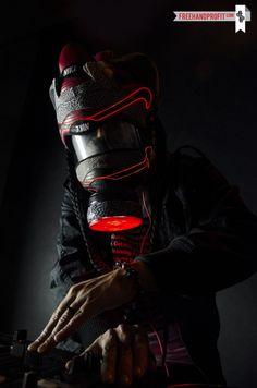 Supreme x Nike SB Dunk Low Gas Mask by Freehand Profit