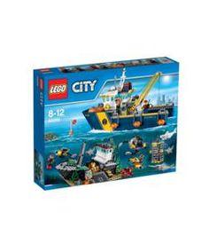 LEGO� City Deep Sea Exploration Vessel Playset - 60095.