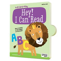 Junior: Pull and Play - Hey! I Can Read. A book about the numbers. Little Books, Educational Toys, The Book, Family Guy, Teddy Bear, Play, Reading, Children, Prints