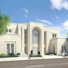 Bonne nouvelle pour les mormons de France : le temple du Chesnay avance tranquillement