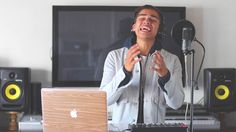 This is What You Came For by Calvin Harris ft. Rihanna | Alex Aiono Cover- I had a migraine before listening to this and now it's gone. Oh my gosh I can't get over how amazingly talented he is!!!!!!!!
