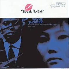 Wayne Shorter | Speak No Evil | CD 3322 | http://catalog.wrlc.org/cgi-bin/Pwebrecon.cgi?BBID=5885359