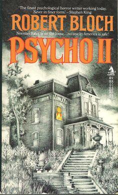 Psycho II by Robert Bloch