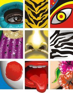 Razón: Este Posters sera pertinente para la extracción de figuras importantes de la cultura caribe y del legado de su carnaval City Collage, Colombian Art, Mystical World, Beautiful Costumes, How To Speak Spanish, Cool Artwork, Decor Crafts, I Tattoo, Carnival