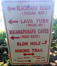 The Road to Hana {Travel Tuesdays}