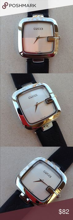 Gucci Watch Authentic Gucci Watch With No Damages Or Flaws, Very Elegant Watch, Open To Offers So Please Send Them Gucci Accessories Watches