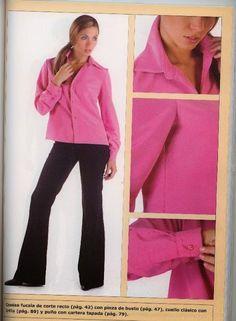 modelist kitapları: Miguel Angel Cejas - confección y diseño de ropa Mccalls Patterns, Sewing Patterns, Modelista, Miguel Angel, Plus Size, Album, Couture, Zip, Womens Fashion