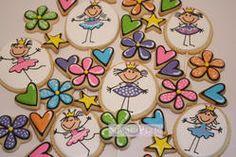 Fairy Princess Birthday Cookies