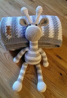 crocheted amigrumi 3