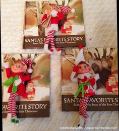 Love this elf on the shelf thru Jesus