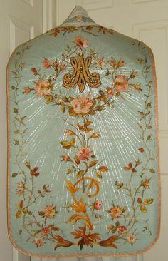 Luzar Vestments - Marian Roman Vestments, Marian Latin Chasubles