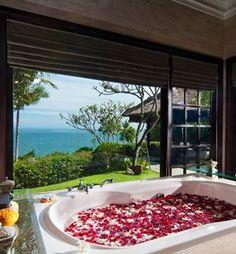 Ayana Resort and Spa Private Pool Villa, Bali....Honeymoon destination :)