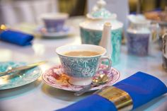 Enjoy afternoon tea - the finest way to relax.