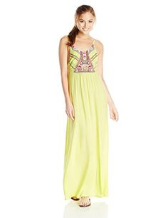 Rip Curl Juniors Nomadic Embroidered Maxi Dress, Sunny Lime or Black http://www.amazon.com/dp/B00QT651J4/ref=cm_sw_r_pi_dp_FKQ-wb1WHAY79