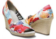 TOMS for the spring