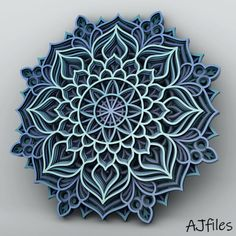 Cricut Svg Files Free, Laser Engraved Gifts, Laser Art, Cricut Craft Room, Laser Cut Files, Flower Mandala, Mandala Pattern, Craft Gifts, Laser Cutting