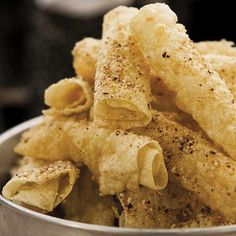 Fried Greek Pastry with Honey and Nuts | Food & Wine