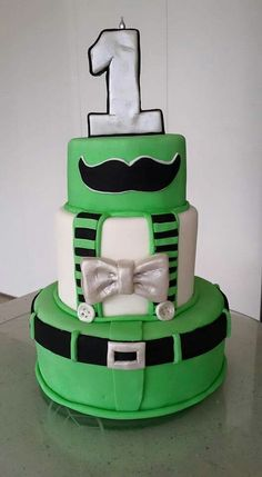 Wades 1st birthday cake