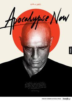 Plakaty filmowe autorstwa Grzegorza Domaradzkiego