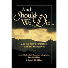A powerful story that provides astounding answers to our most wrenching questions.  It is the extraordinary true story of a young man's experience with the divine.  It will change the way you feel about life, death, and love.