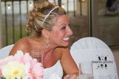 We love happy Brides! Wedding Planner, Party Planners Plus Venue, Little Bear Golf Club Location, Lewis Center Ohio Lewis Center, Party Planners, Event Planning, Ohio, Wedding Planner, Brides, Wedding Photos, Golf, Bear