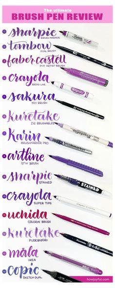 Lettering Brush, Brush Pen Calligraphy, Hand Lettering Alphabet, How To Write Calligraphy, Calligraphy Handwriting, Creative Lettering, Chalk Lettering, Brush Calligraphy Alphabet, Caligraphy Pen