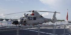 Harbin Z-9 Chinese PLA Navy