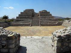 Cañada de la Virgen (above), a pre-Columbian archaeological site, and Atotonilco—Mexico's Sistine Chapel.