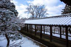 雪景色! ~東福寺 通天橋~ : THE PHOTO DIARY By CANON!