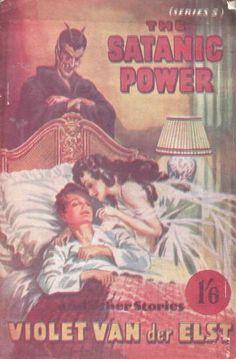 The Satanic Power by Violet Van Elst