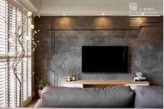 客廳的完美比例:什麼是理想的沙發尺寸、茶几大小與電視高度? Flat Screen, Interior Design, Home Decor, Blood Plasma, Nest Design, Decoration Home, Home Interior Design, Room Decor, Interior Designing