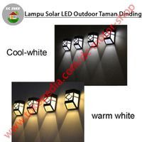 Jual Lampu Taman Dinding Jalan Led Tenaga Surya Solar Cell Light Wall Warm White Jakarta Pusat Dc Motor Shop Tokoped Di 2020 Tenaga Surya Led Dinding Jalan