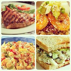 4 Healthy Pescatarian Dishes