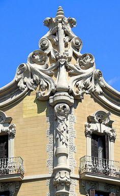 Barcelona - Gran Via 451d 2 by Arnim Schulz, via Flickr